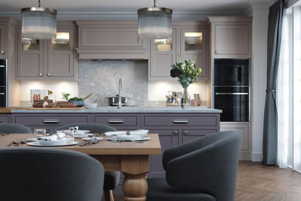 in frame & country - joe harten kitchens cavan