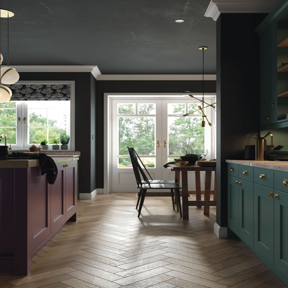 In Frame & Country Kitchens Florance