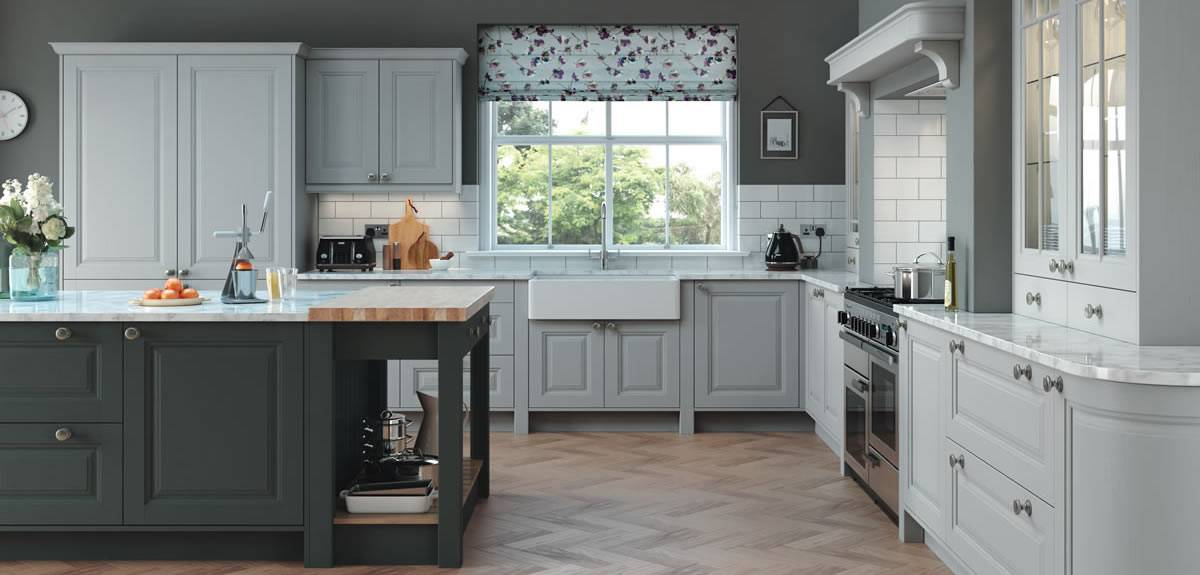 classic style kitchens - joe harten kitchens cavan